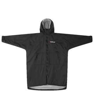 Northcore Beach Basha Sport Changing Robe - Adult Black