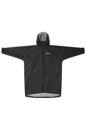 Northcore Beach Basha Sport Changing Robe - Adult Black