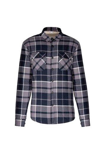 Kariban Sherpa Shirt Jacket