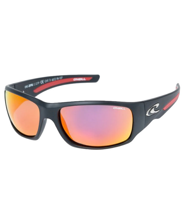 O'Neill Sunglasses Zepol Sunglasses Black Orange 127P