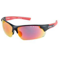 O'Neill Sunglasses Twinzer Sunglasses Black Orange 104P