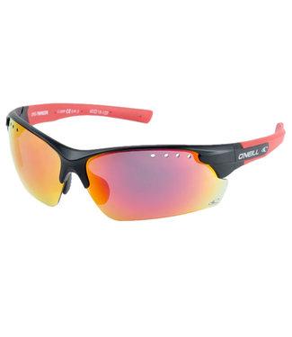 O'Neill Sunglasses Twinzer Sunglasses Black Orange 104P