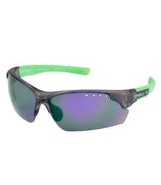 O'Neill Sunglasses Twinzer Sunglasses Black Green 165P DS