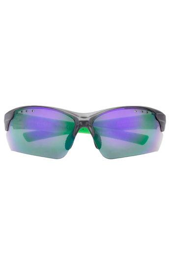 O'Neill Sunglasses Twinzer Sunglasses Black Green 165P
