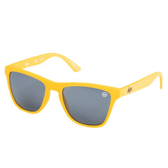 Hype Sunglasses Hypefest Sunglasses Yellow 112