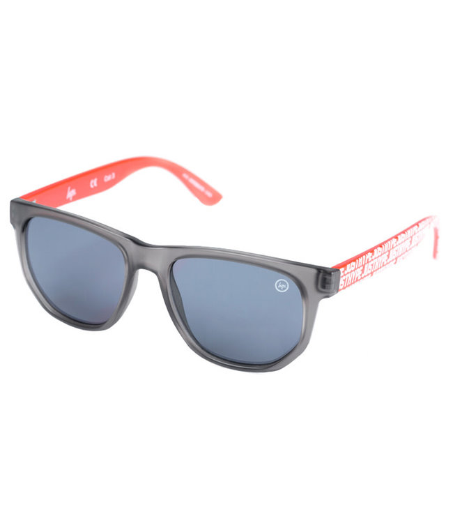Hype Sunglasses Hypelimit Sunglasses Grey Red 108