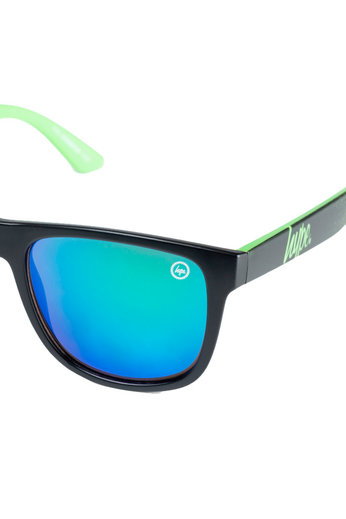 Hype Sunglasses Hyperetro Sunglasses Navy Lime 127