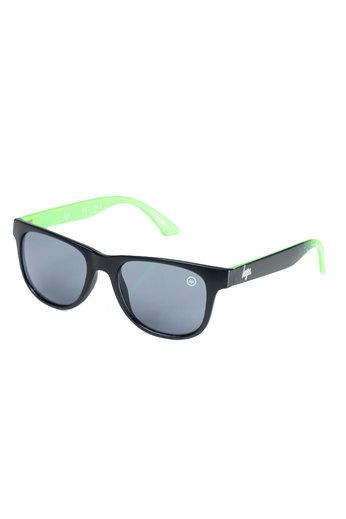 Hype Sunglasses Hypefarer Two Sunglasses Black Mint 127