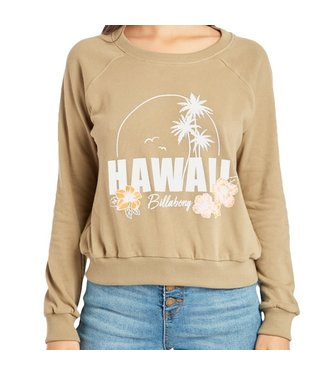 Billabong Laguna Beach Jumper Sage