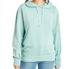 Billabong Salty Wash Hoody Seagreen