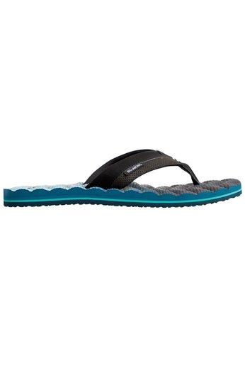 Billabong Dunes Fluid Flip Flops Blue