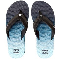 Billabong Dunes Fluid Flip Flops Blue