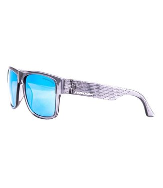 Triggernaut Harper Sunglasses Crystal Grey Revo Blue White
