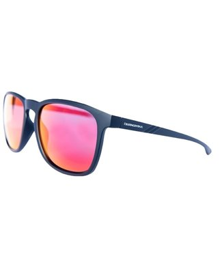 Triggernaut Rees Sunglasses Raven Black Revo Red