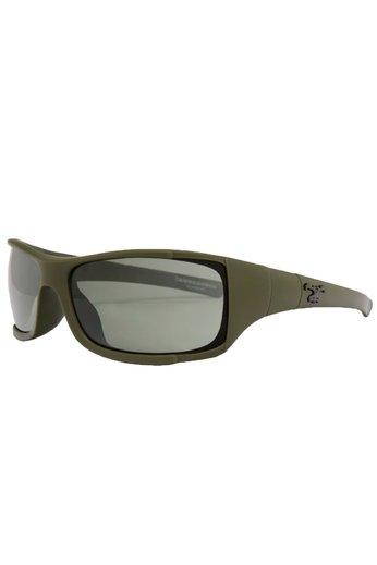 Triggernaut Transmission Sunglasses Olive Green