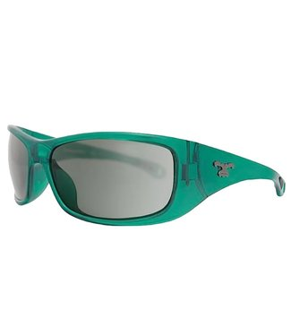 Triggernaut Dusk Sunglasses Crystal Green