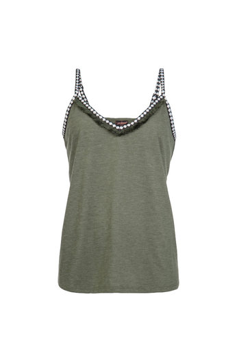 Protest Flawless 19 Top True Olive