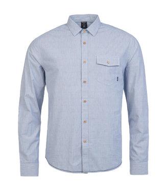 Protest Heaton Shirt Medium Blue