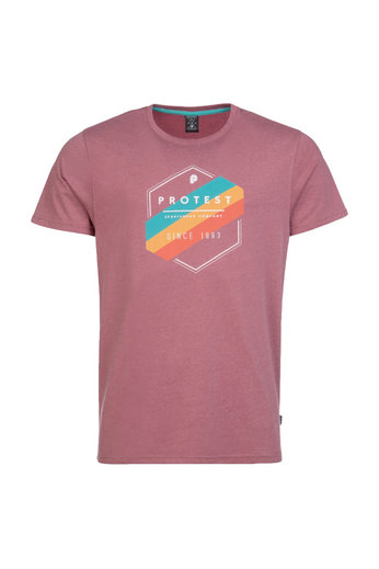 Protest Boyton T-Shirt Wine