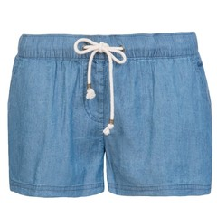 Protest Moor Shorts Sky Denim