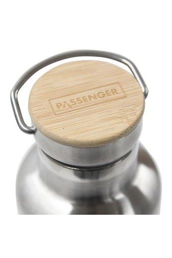 Passenger Outsider Water Bottle Steel