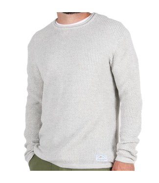 Passenger Kamloops Jumper Grey Marl