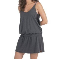 Passenger Boulevard Dress Asphalt Grey