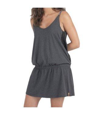 Passenger Boulevard Dress Asphalt Grey