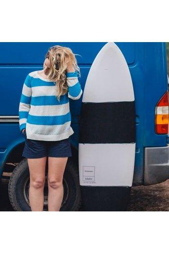 Passenger Tide Jumper Surf Blue