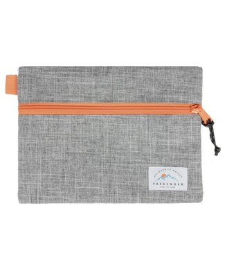 Passenger Fieldnote Travel Case Grey Marl