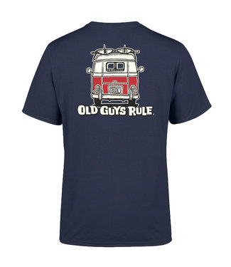 Old Guys Rule Good Vibrations 2 T-Shirt DS