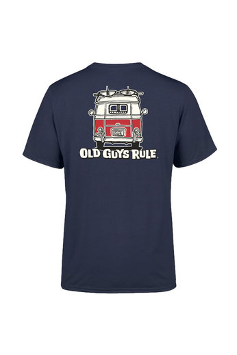 Old Guys Rule Good Vibrations 2 T-Shirt