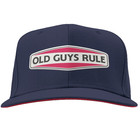 Old Guys Rule Aged To Perfection 2 Cap - Navy