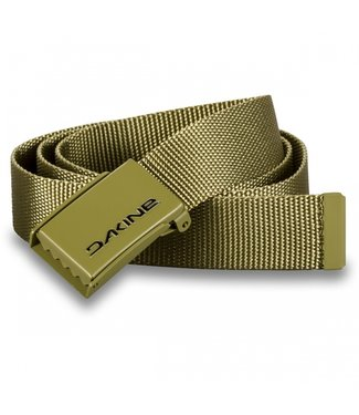 Dakine Rail Belt Olive Drab