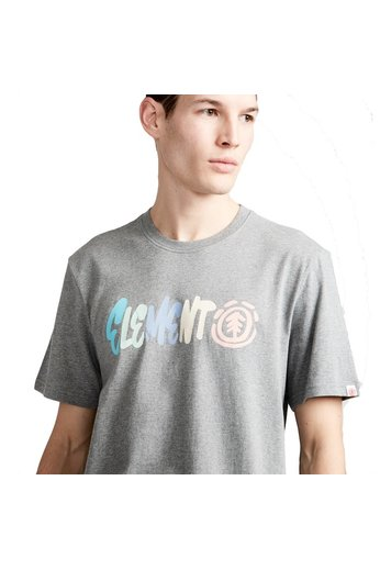 Element Chimp T-Shirt Grey Heather