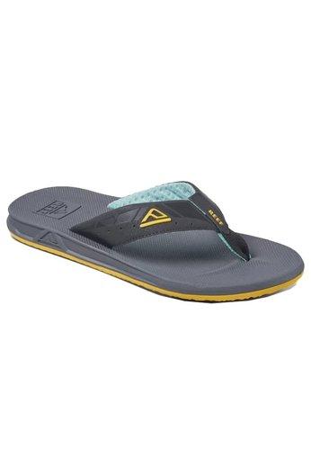 Reef Phantom Flip Flops Aqua/Yellow