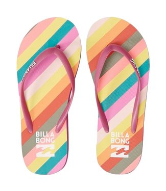 Billabong Dama Flip Flops Stripes