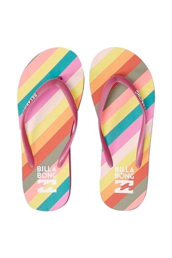 Billabong Dama Flip Flops Stripes