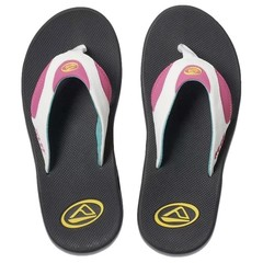 Reef Fanning Flip Flops Bright Nights