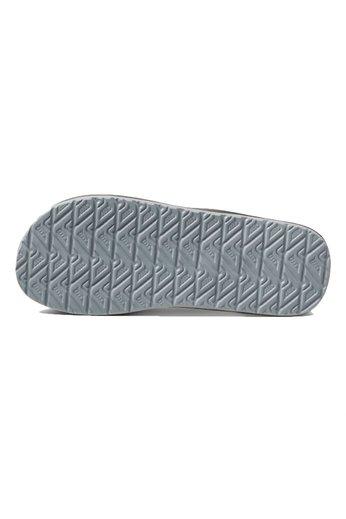 Reef Contoured Cushion Flip Flops Grey/Orange