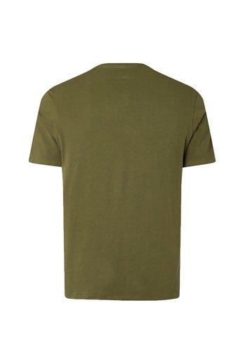 O'Neill Clothing Centerline T-Shirt Winter Moss