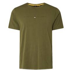 O'Neill Clothing Centerline T-Shirt Winter Moss