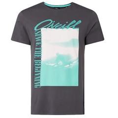 O'Neill Clothing Frame T-Shirt Asphalt