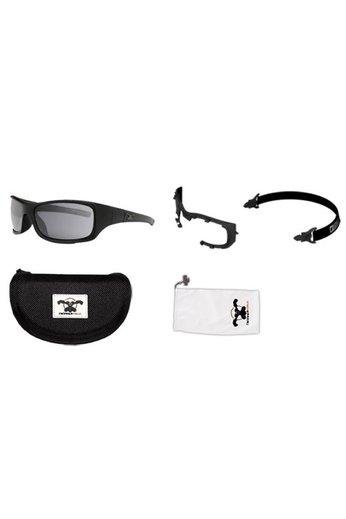 Triggernaut Transmission Sunglasses Raven Black