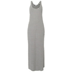 O'Neill Clothing Racerback Jersey Dress White AOP