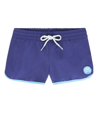 O'Neill Clothing Youth Chica Boardies Aerial Blue