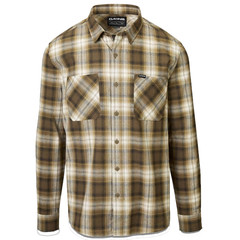 Dakine Franklin Flannel Shirt Dark Olive