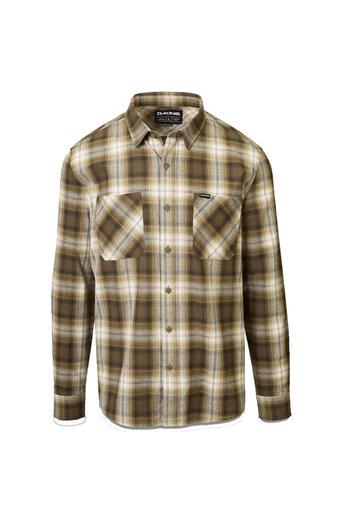 Dakine Franklin Flannel Shirt Dark Olive