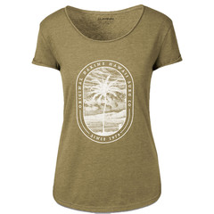Dakine Eugene T-Shirt Dark Olive