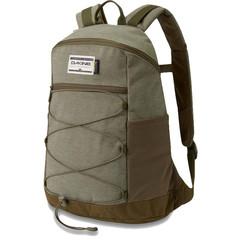 Dakine WNDR 18L Backpack Dark Olive